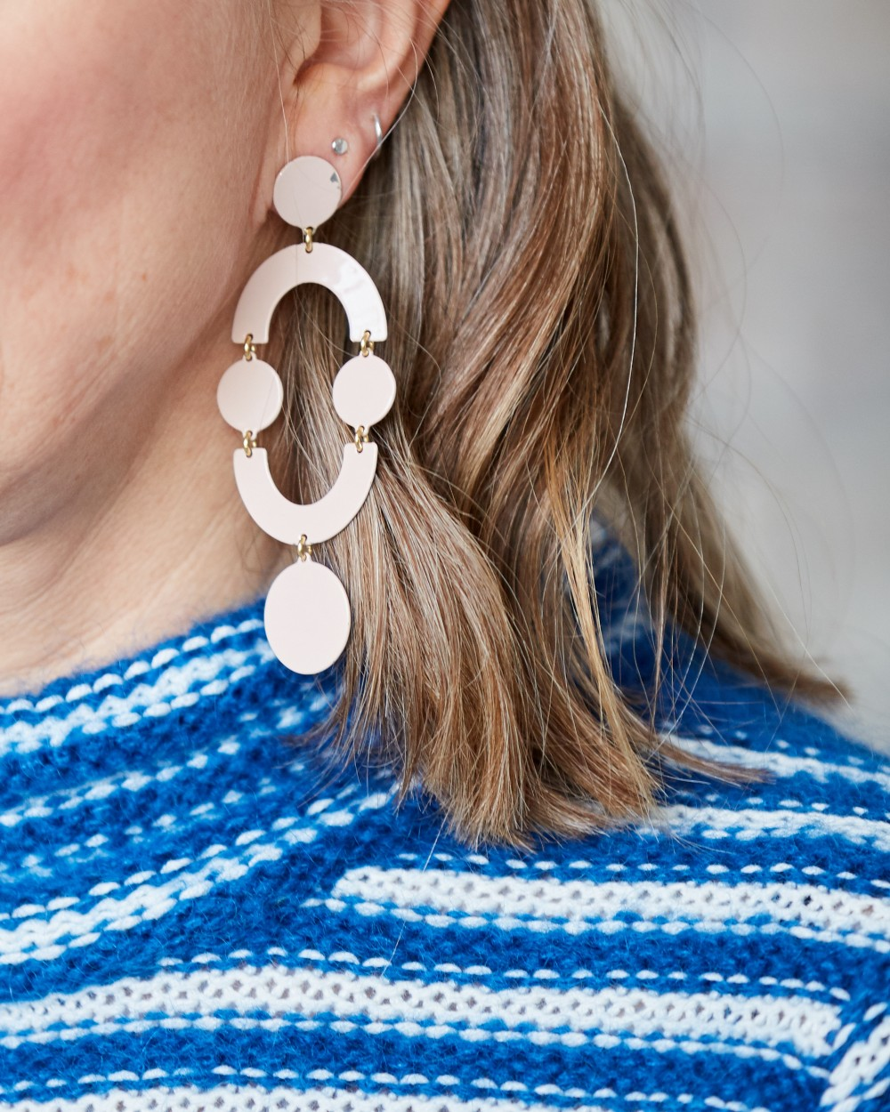 What to wear right now: statement earrings