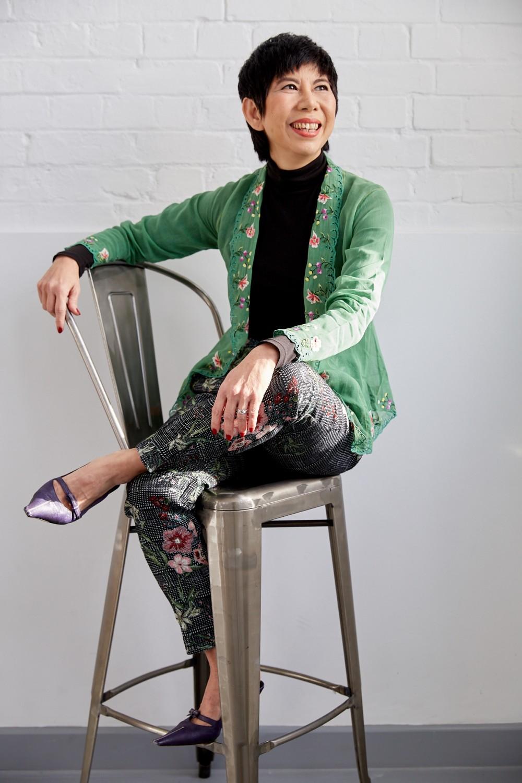 What Women Wear: June Mong