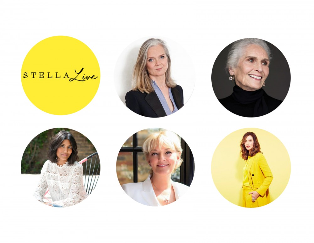 Talking Ageless Style at Stella Live, London