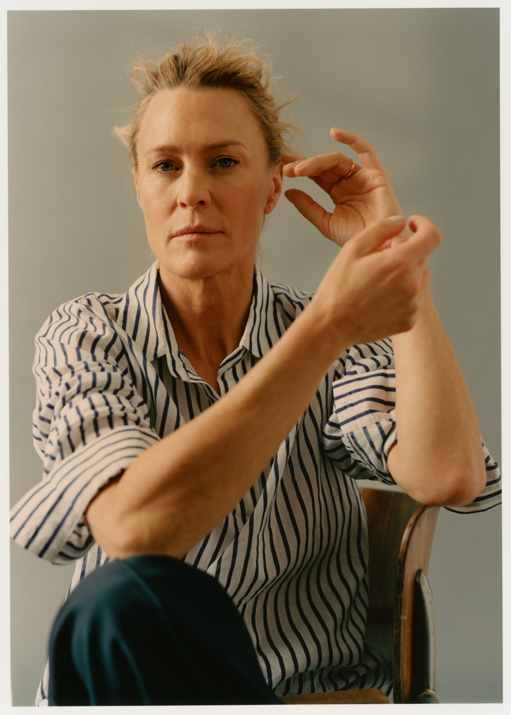 Robin Wright, giving back