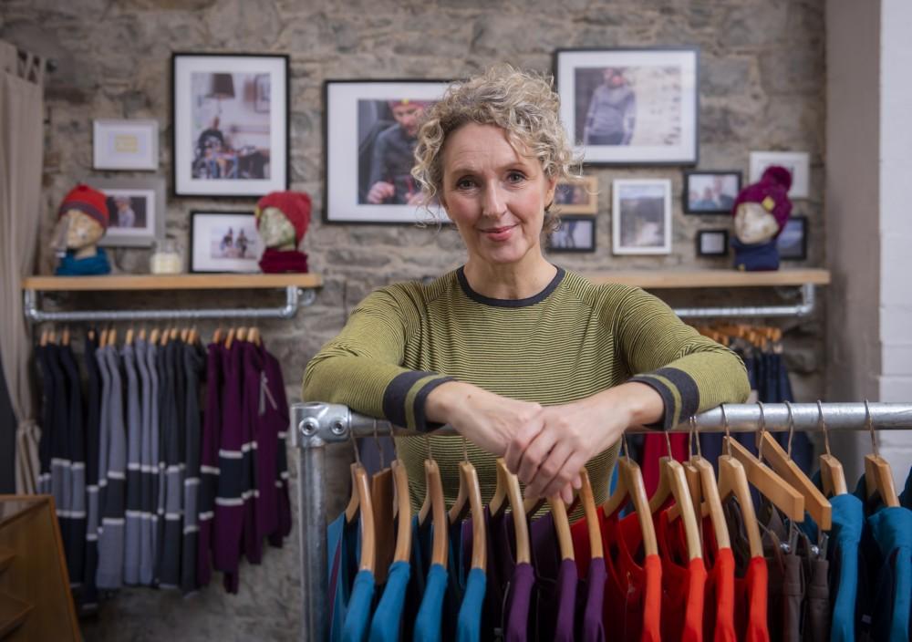 Creative Women at Work: Alex Feechan from Findrå