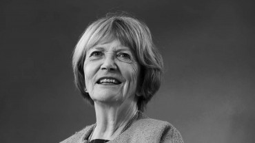 A lifetime achievement award for Joan Bakewell
