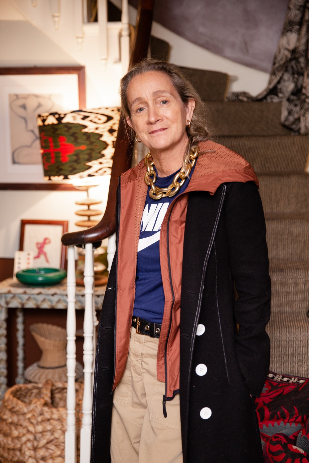 That's Not My Age Podcast Episode 1: Lucinda Chambers
