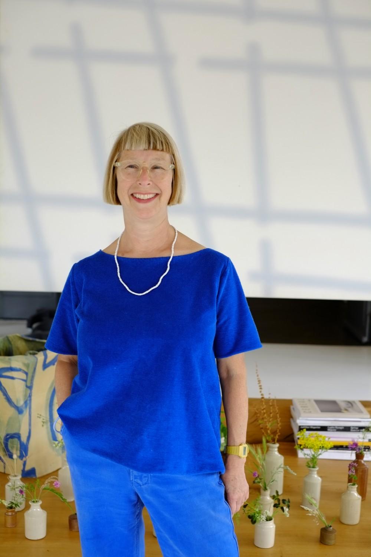 Creative Women at Work: interior design consultant Sue Parker