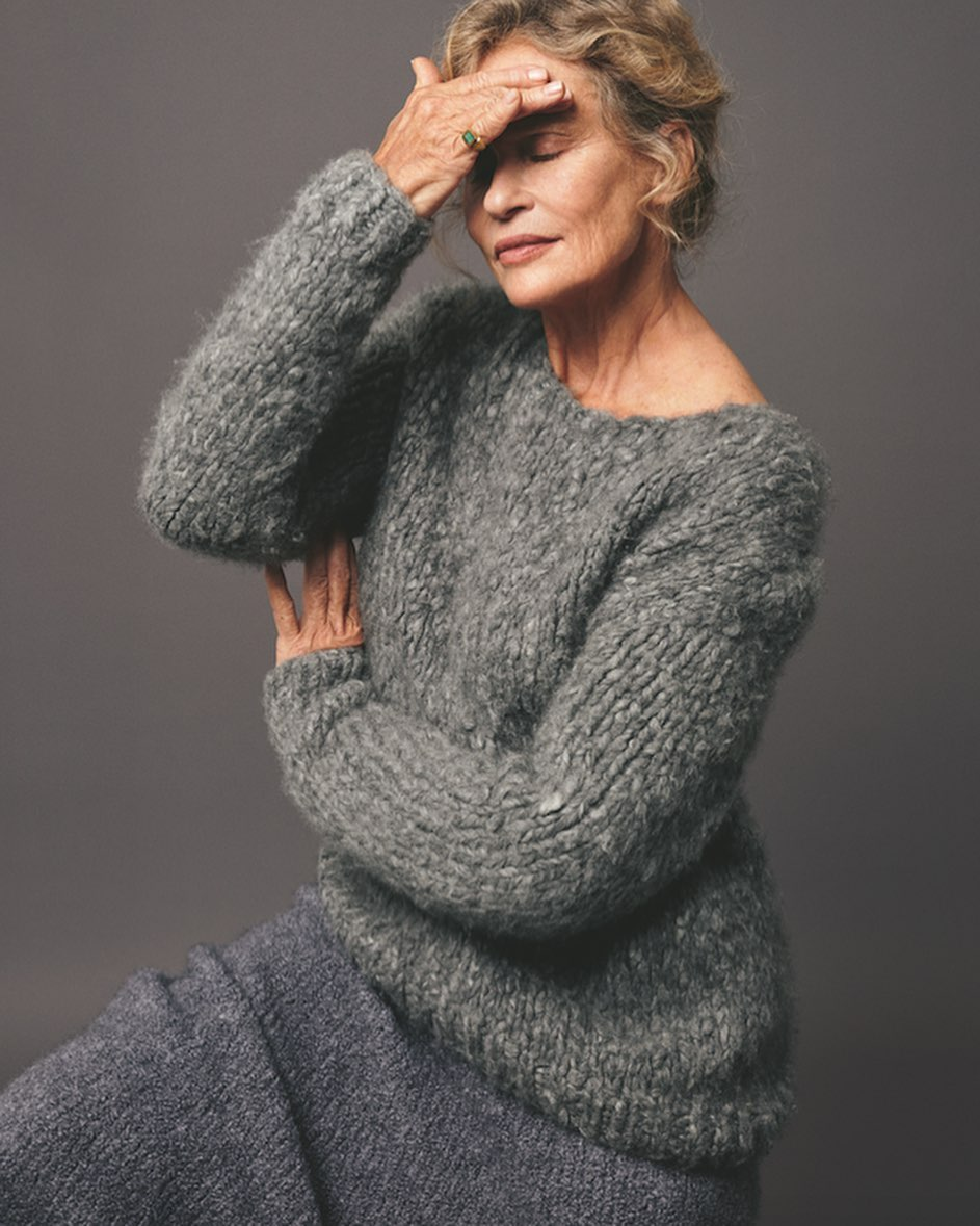 Lauren Hutton never goes out of style