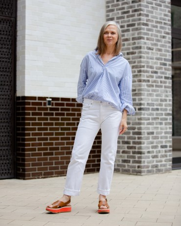 Style over fashion: second-hand jeans and sustainable denim