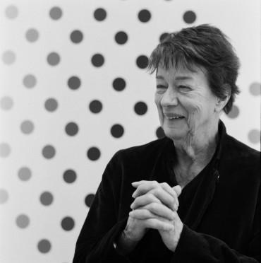 A brilliant Bridget Riley exhibition at the Hayward Gallery