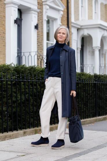 Why an autumn uniform makes good style sense