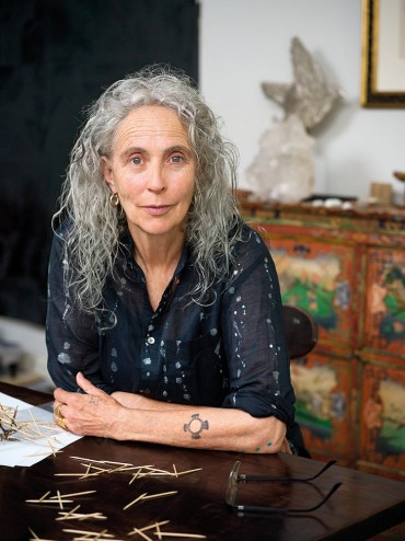 Kiki Smith: an artist at the top of her game