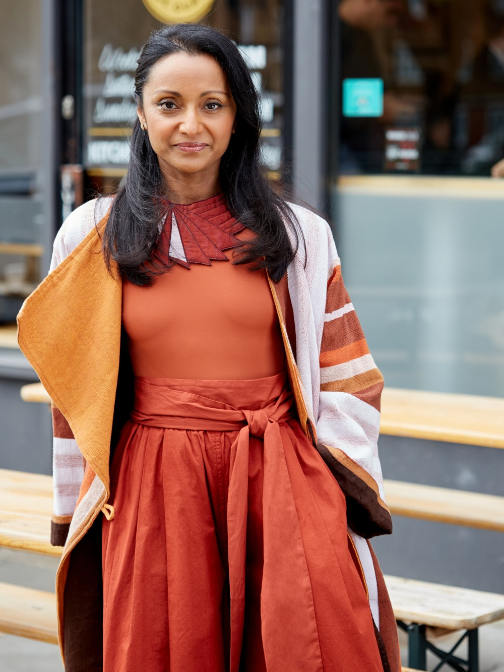 Creative Women At Work: Mehala Ford founder of the Friday Sari Project