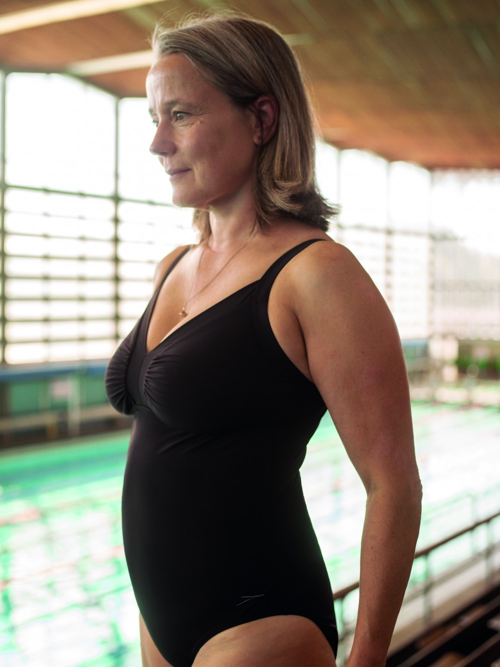 Top Designer Womens Swimming Costume One Piece Swimwear Swimsuit UK Size 10-18