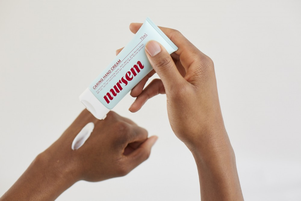 Nursem: the hand cream soothing healthcare worker's hands
