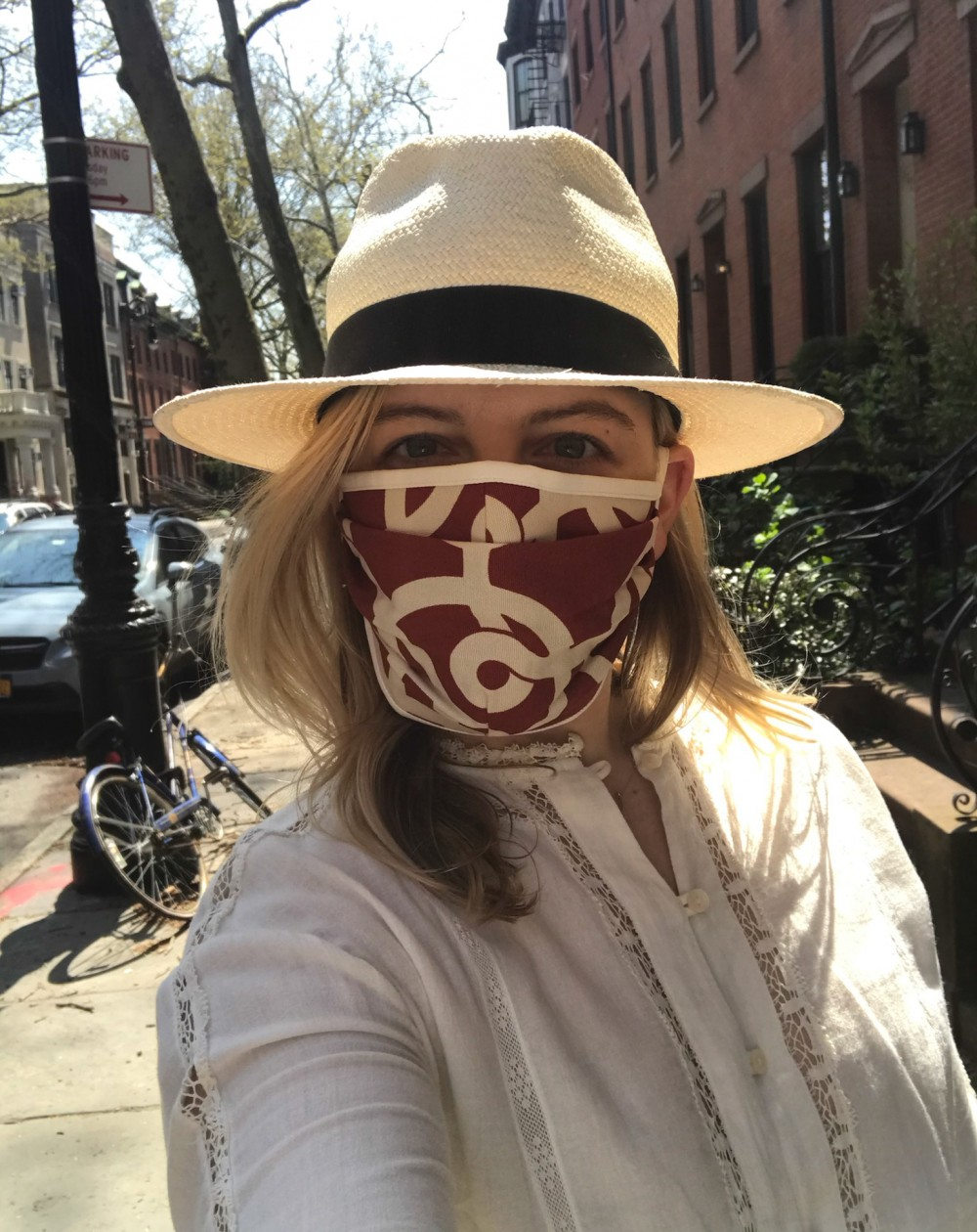 Where to buy and how to make fabric face masks